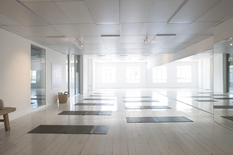 Calgary Downtown Yoga Studio For Sale