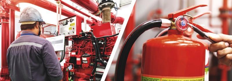 Fire Prevention & Service Busines