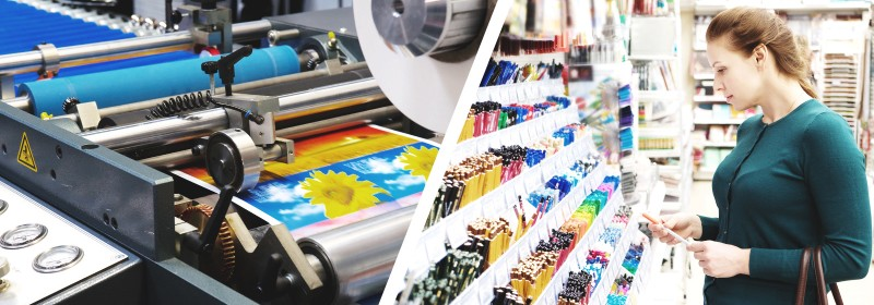 Commercial Printing & Stationery Sales