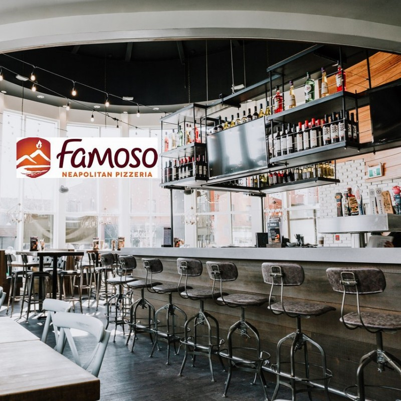 Famoso Italian Pizzeria  Bar For Sale In Vancouver