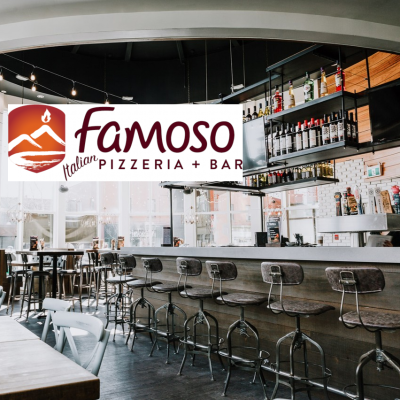 New Famoso Neapolitan Pizzeria Available In Calgary