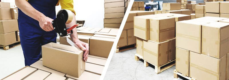 Retail Shipping & Packaging Business
