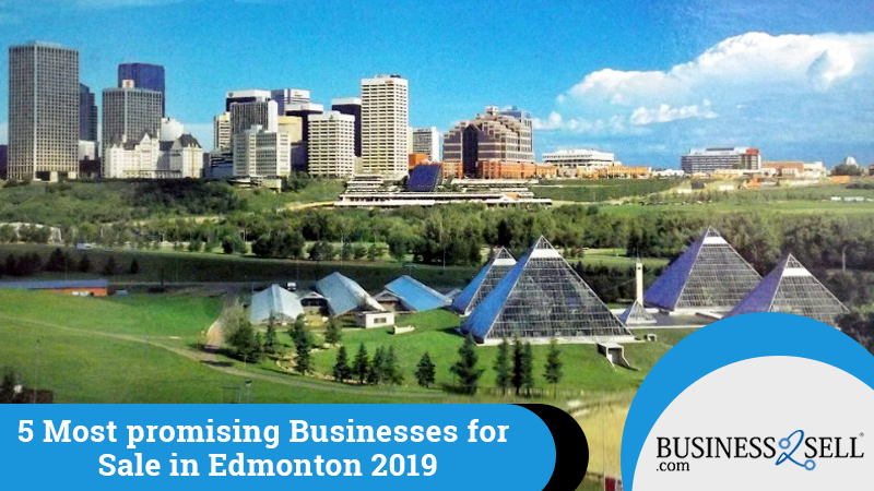 5 Most Promising Businesses For Sale In Edmonton 2019